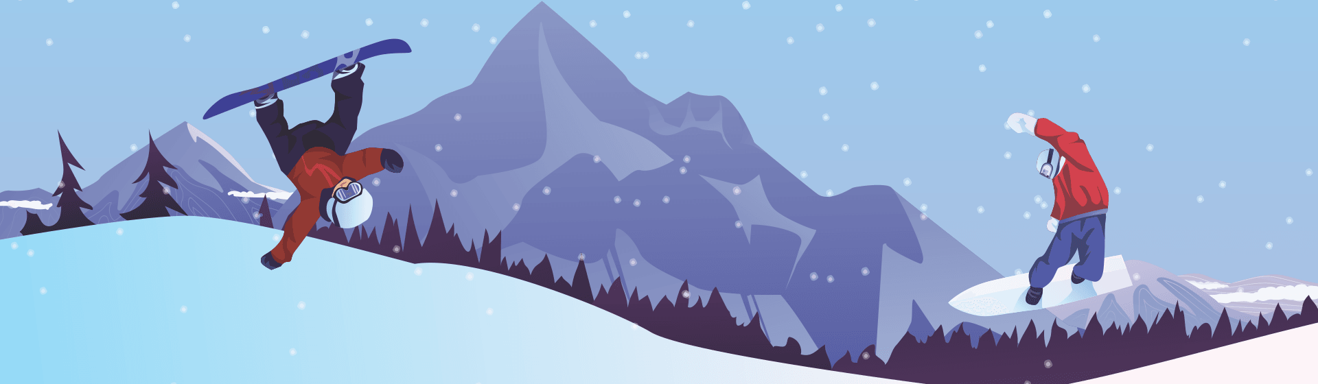 Clases y Cursos de Snowboard