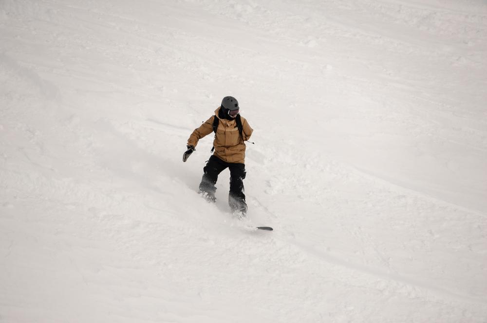 quién practica snowboard adaptado