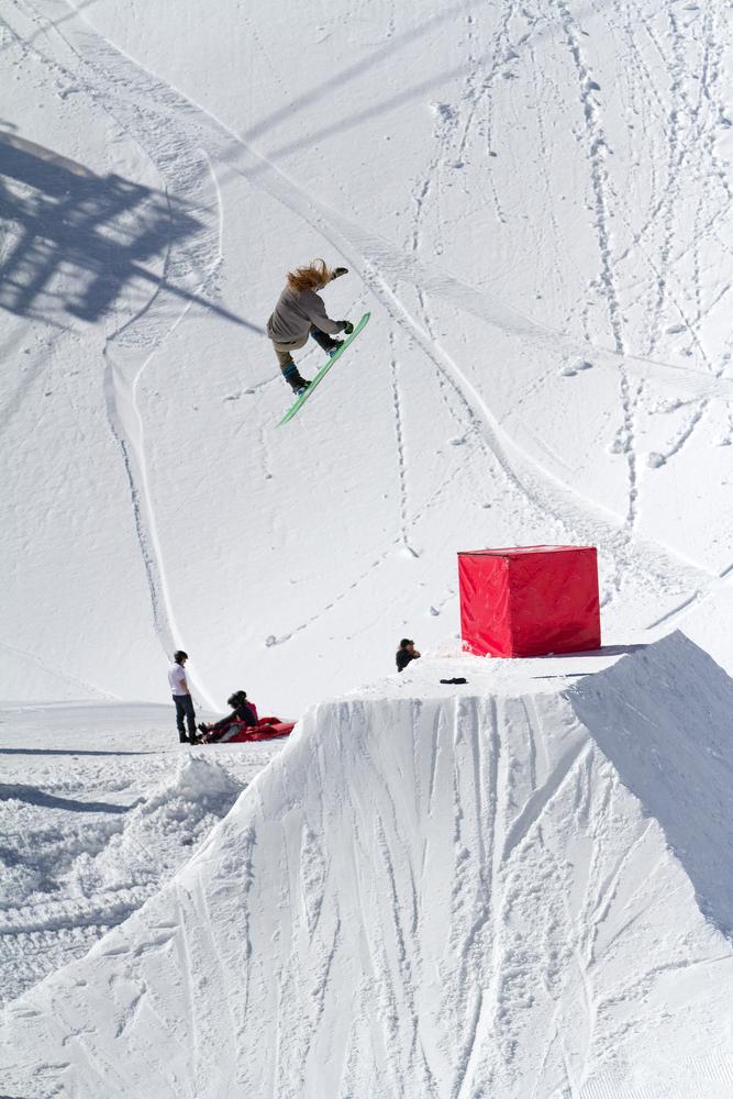 snowboard para freestyle