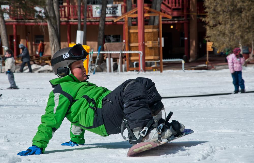 trucos de snowboard para principiantes