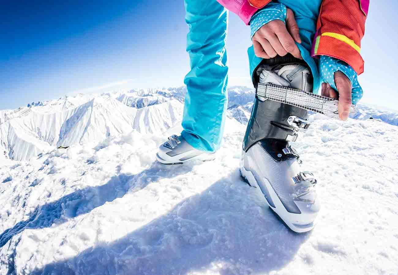 cómo elegir unas botas de esquí