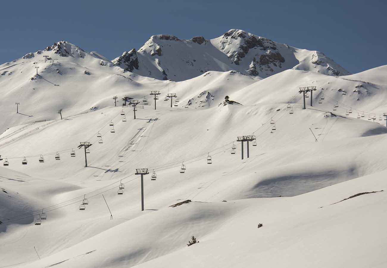 estaciones esquí españa, Boi Taull
