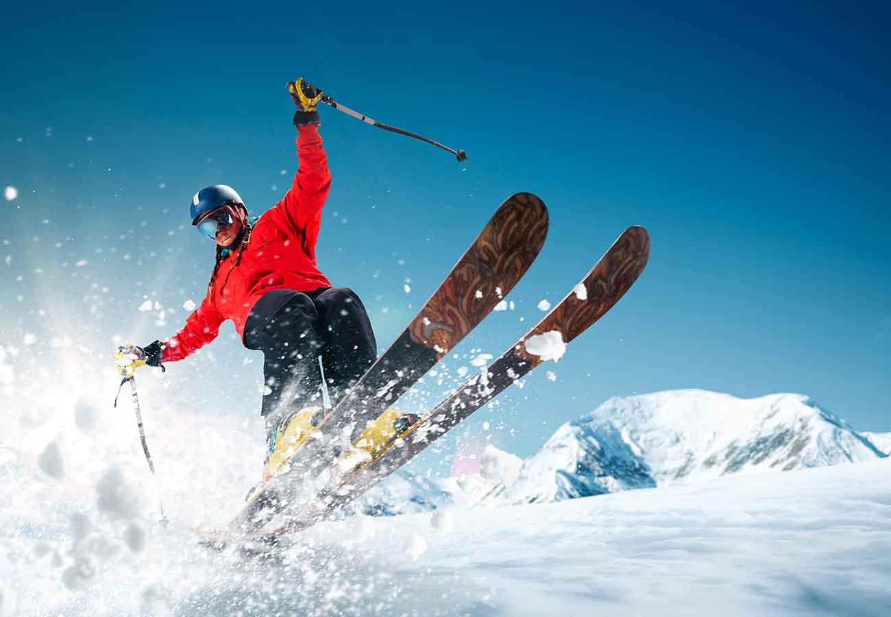 historia del esquí alpino