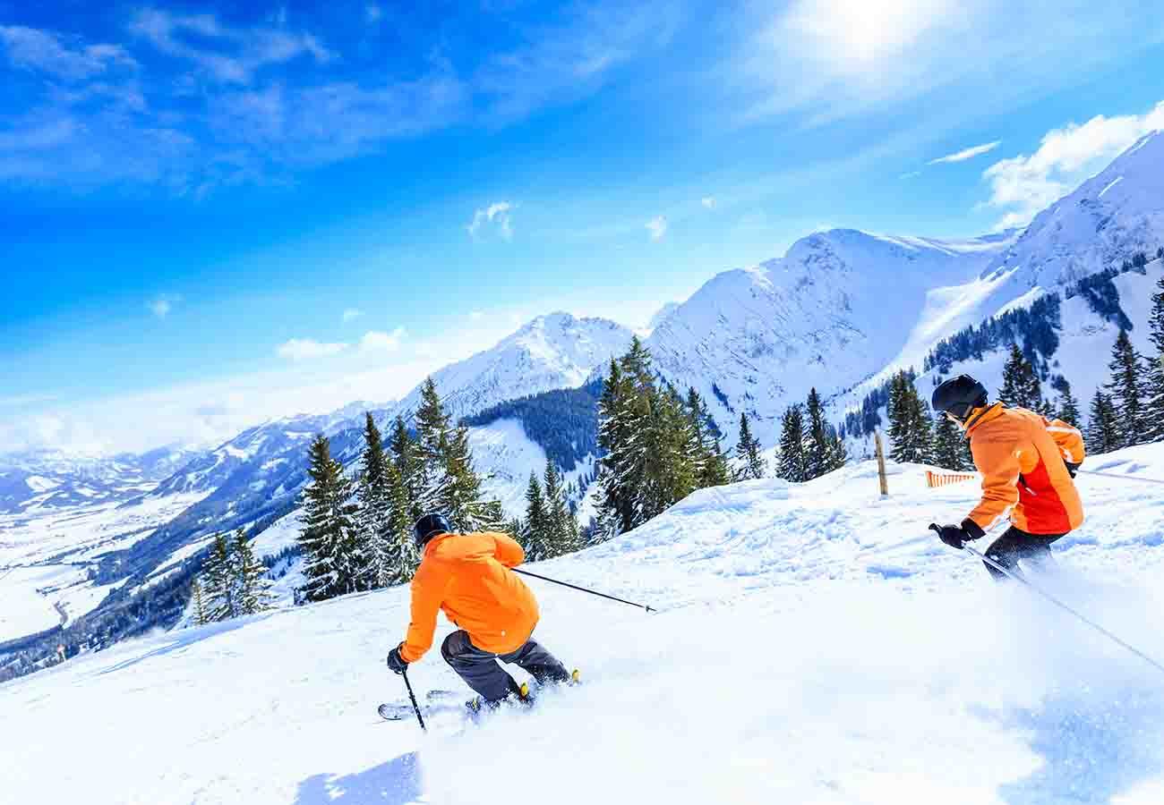 historia del esquí en españa