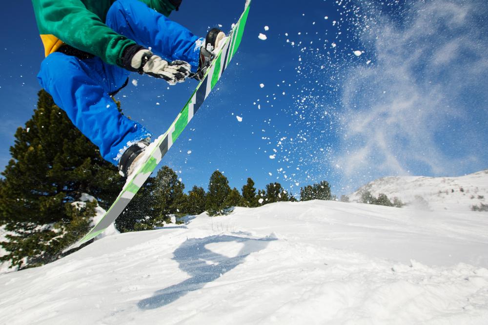 trucos de snowboard