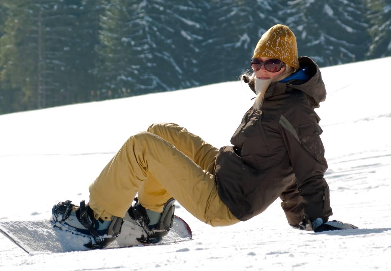ropa snowboard